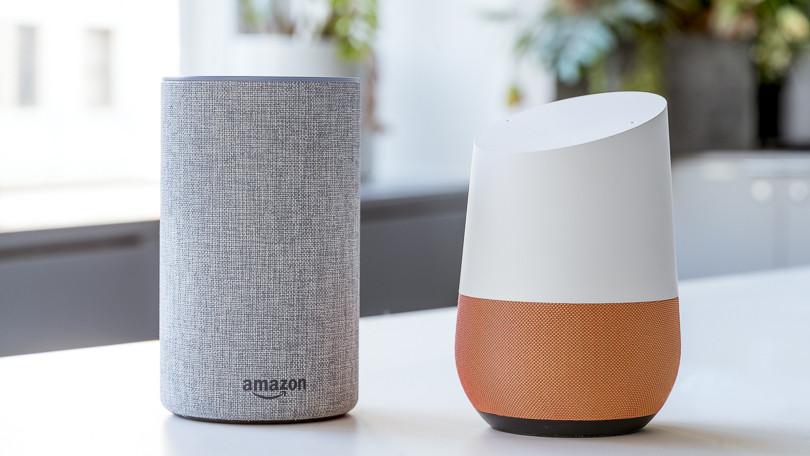 Tip Alexa and Google Assistant