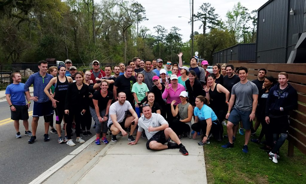 Tallahassee Bar Association YLS hosts 'Raise It' benefitting Girls on the Run