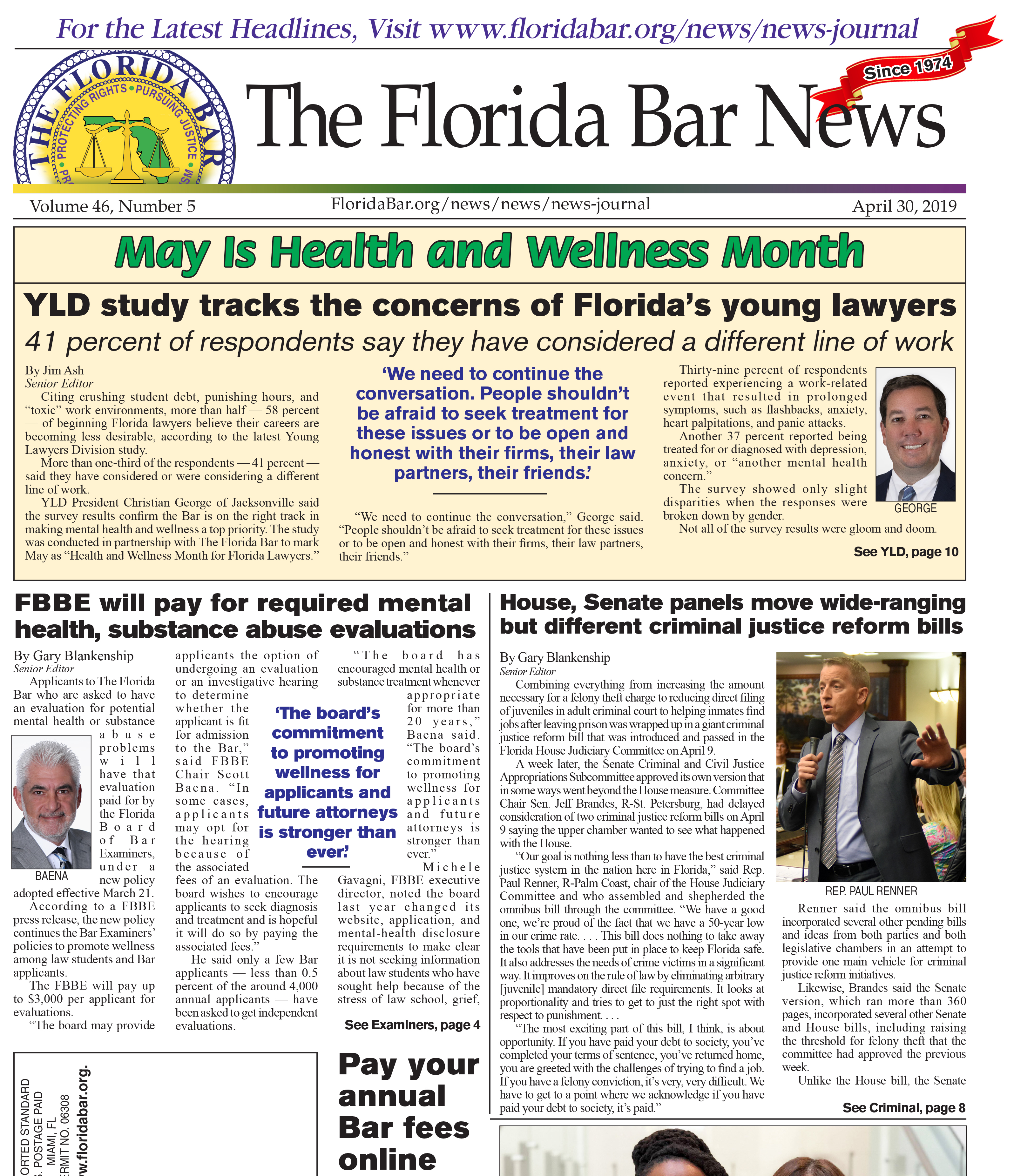 Bar Blog – The Florida Bar