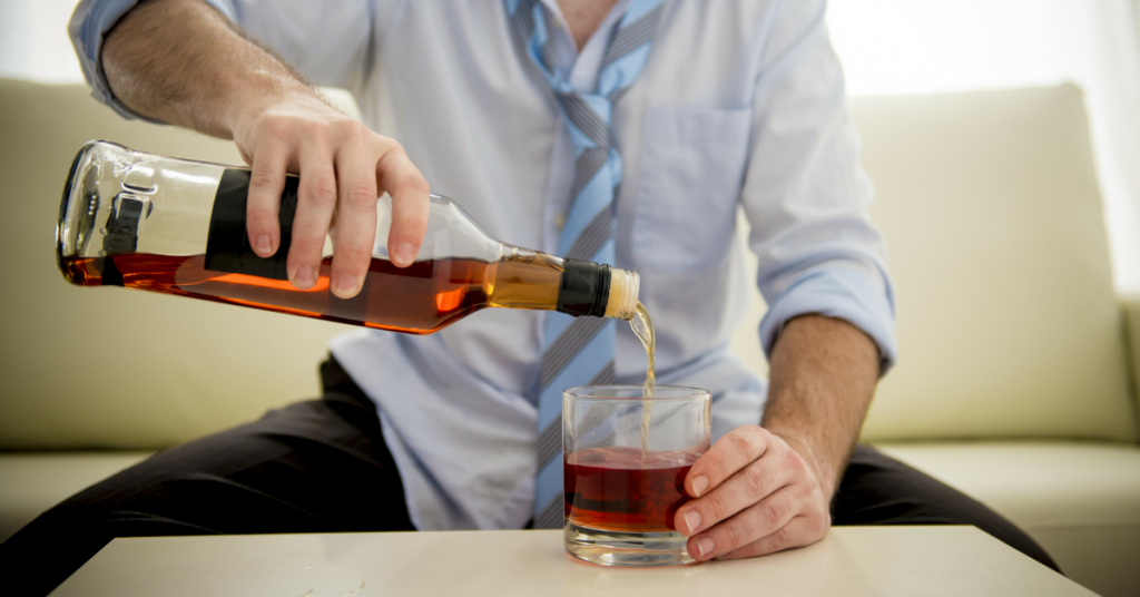 Ask yourself these 4 questions to determine if alcohol could be a problem for you
