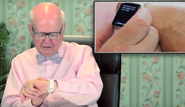Your Elderly Loved-One Needs An Apple Watch