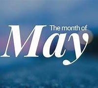 May SO calendar