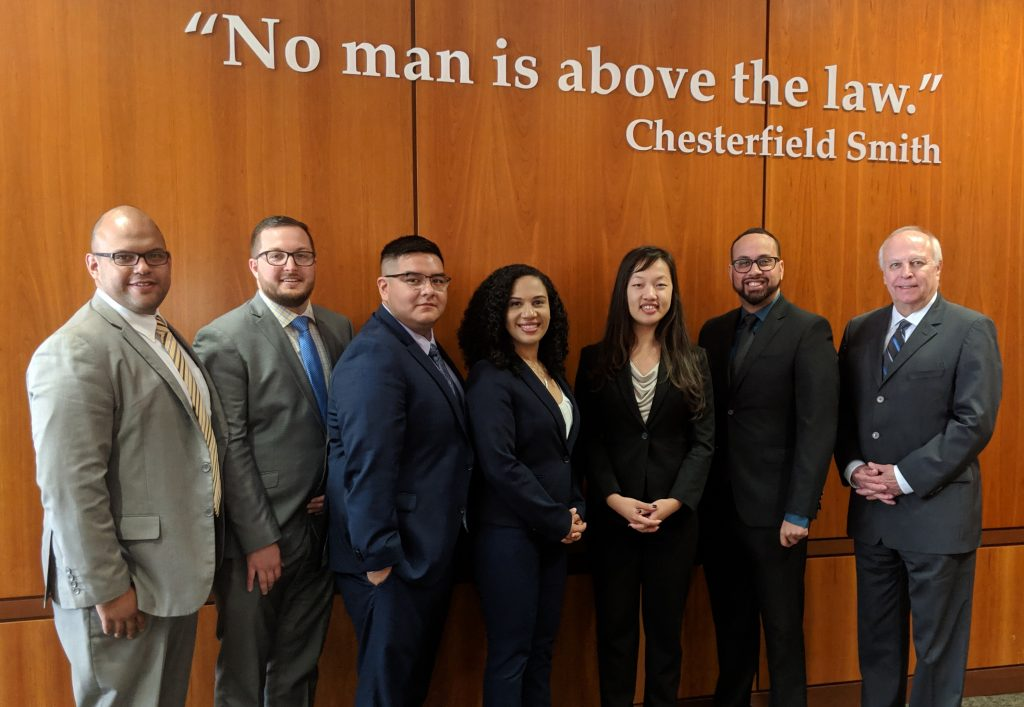 St. Thomas scores award at National Tax Moot Court Competition