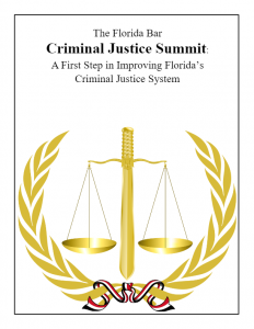 2018 Criminal Justice Summit Report