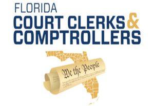Florida clerks logo