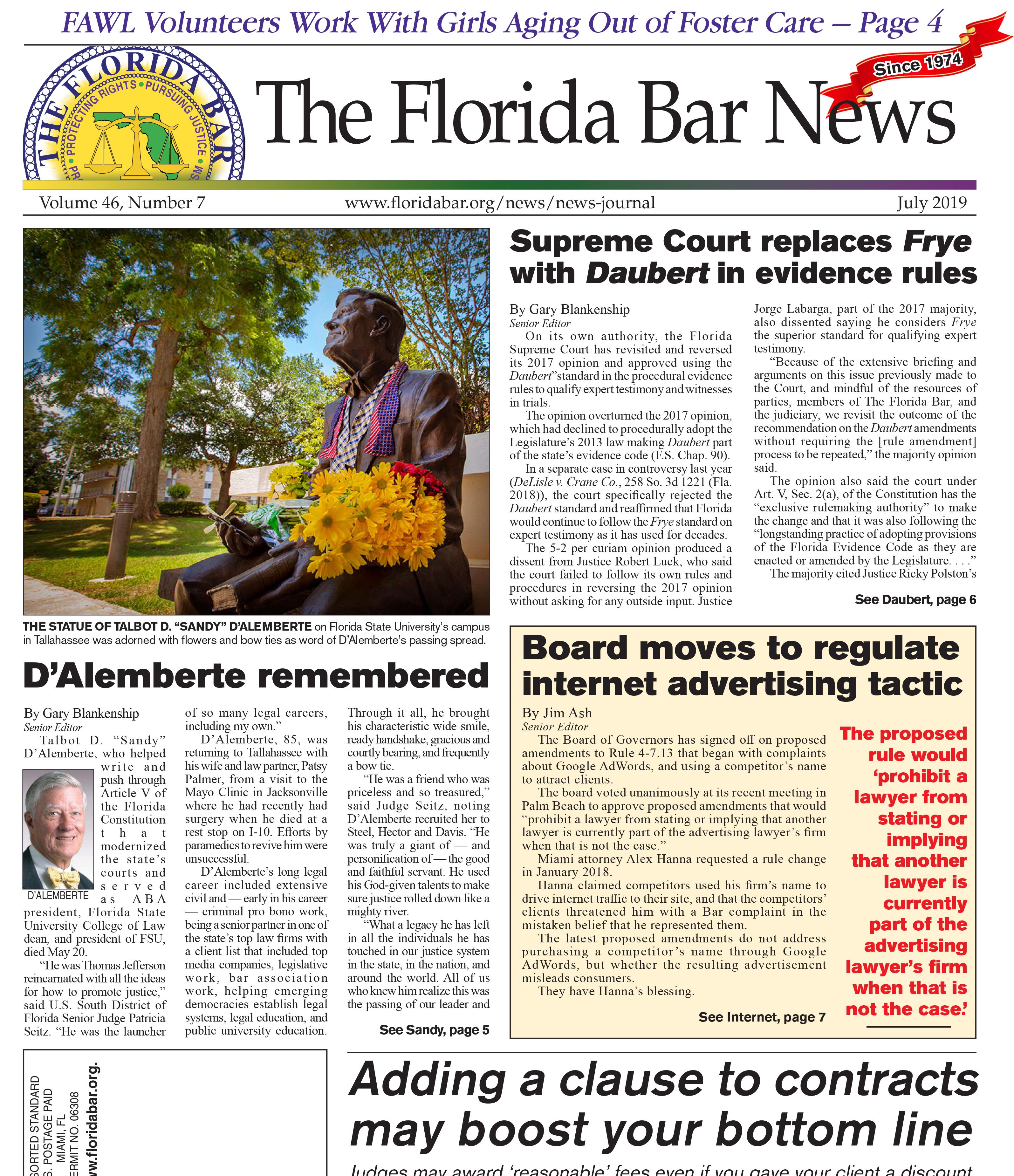 Bar Blog – The Florida Bar