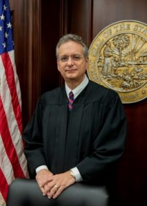 Chief Judge Spencer Levine