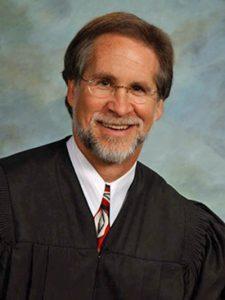 Judge David Denkin