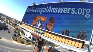 Free Legal Answers billboard