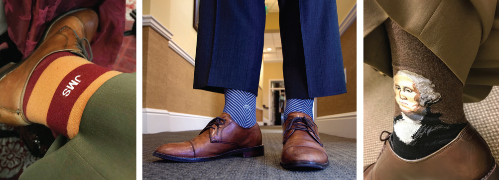 The Florida Bar Virtual Annual Convention sock drive