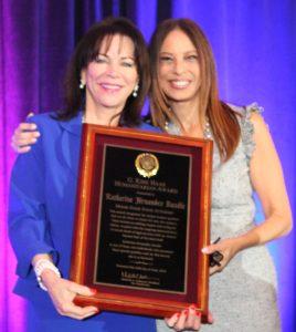 Katherine Fernandez Rundle and Michelle Suskauer
