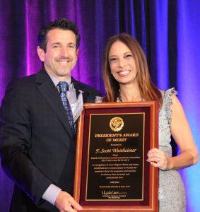 Scott Westheimer and Michelle Suskauer