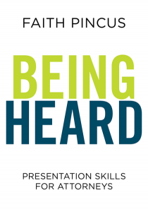 Image of Being Heard book cover