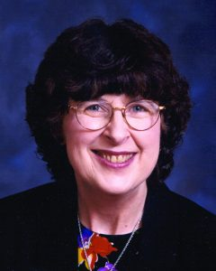 Photo of Roberta Watson