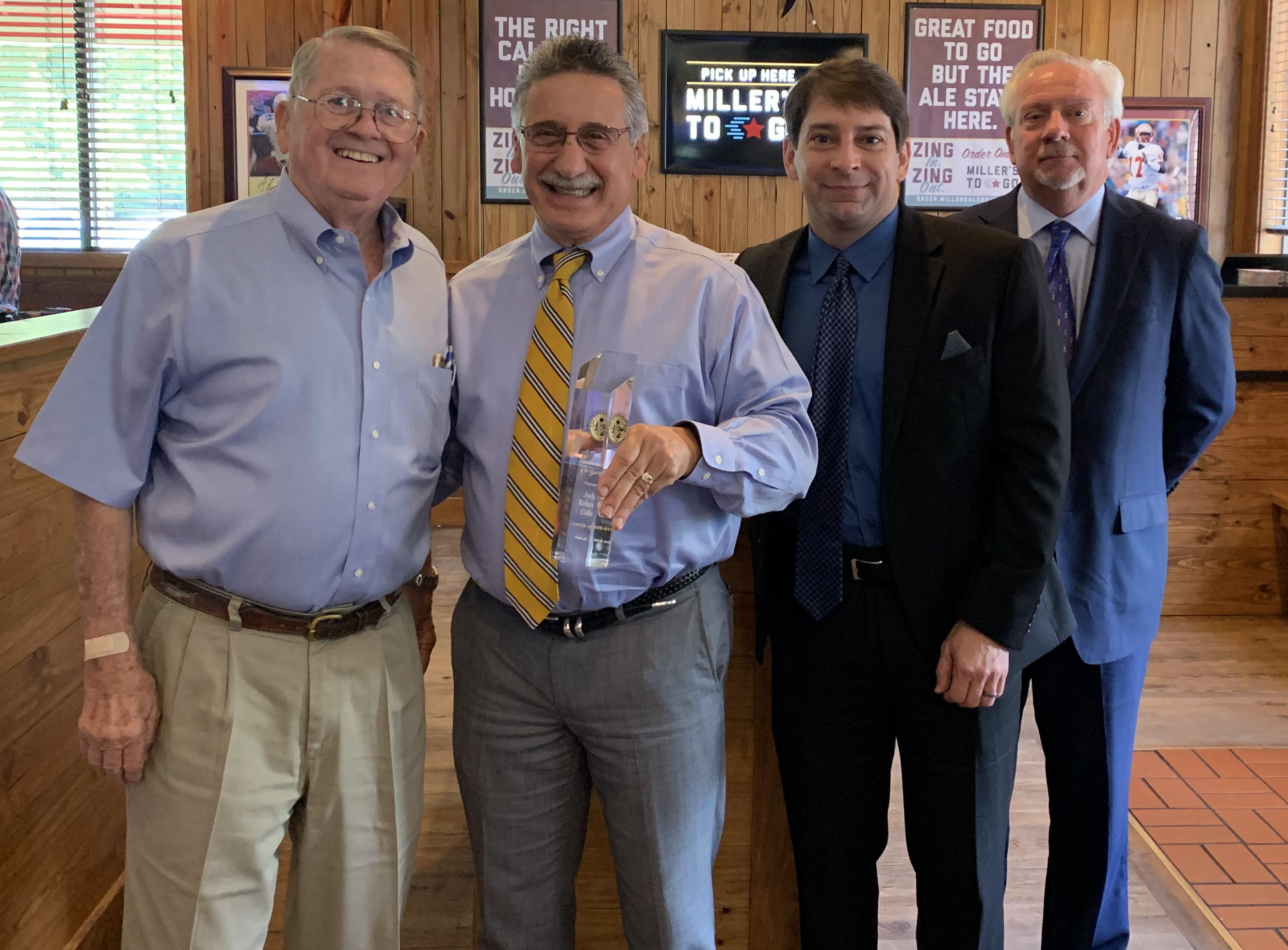 S. Curt Kiser Administrative Lawyer of the Year Award
