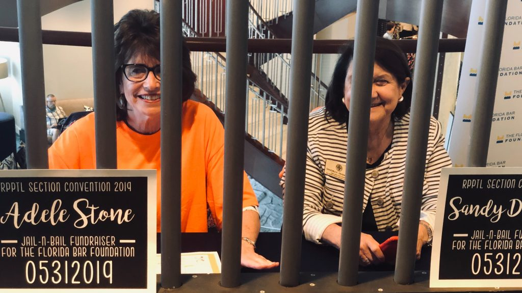 RPPTL Jail-N-Bail raises funds for the Foundation