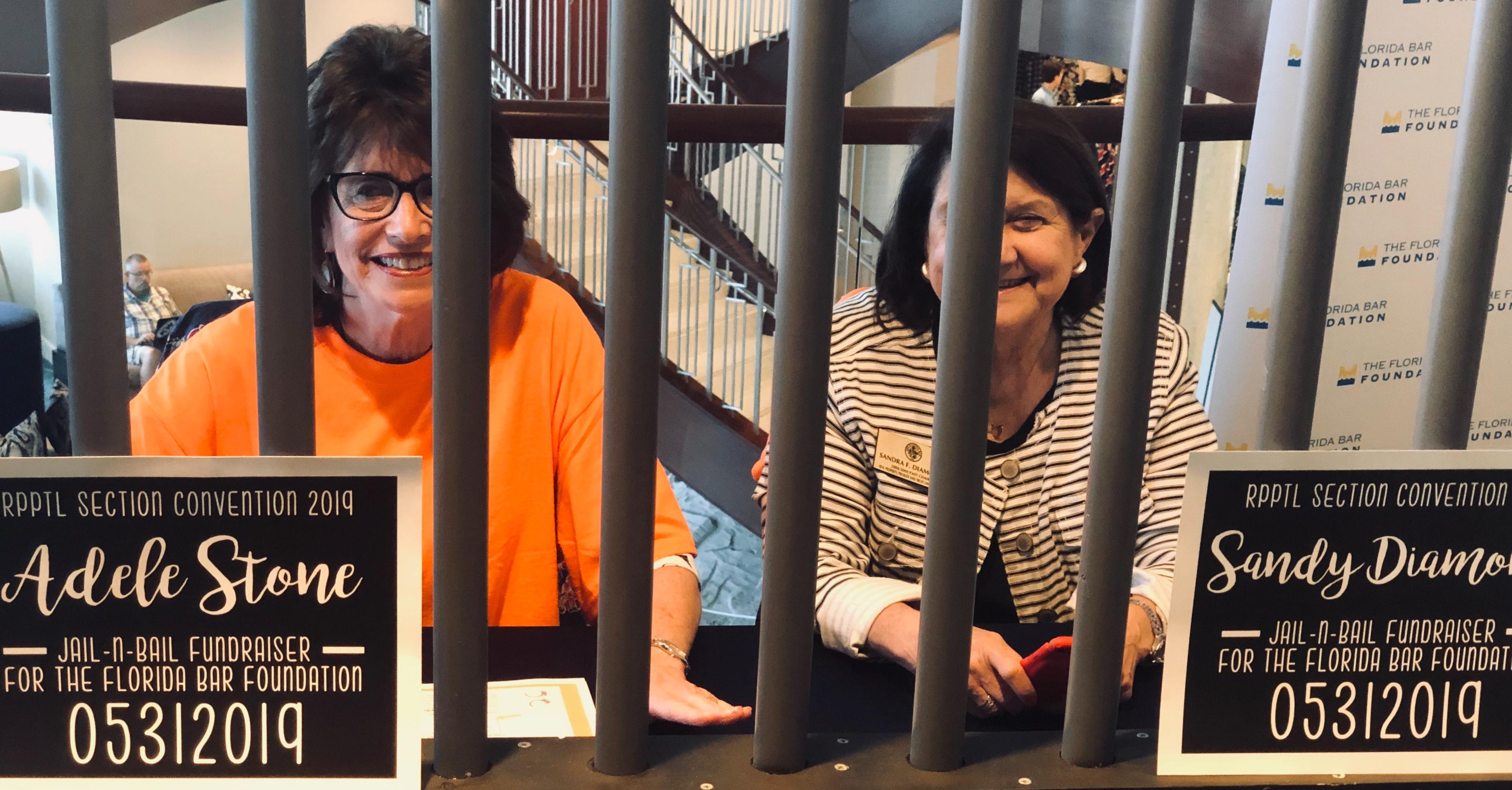 Jail-N-Bail Fundraiser