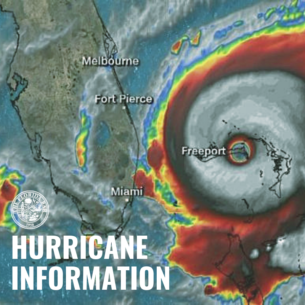 Hurricane Dorian Information: how you can help; court closures and more