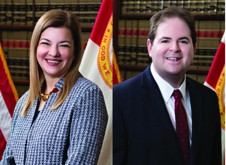 Justices Lagoa, Luck nominated for the federal bench