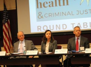 Attorney General's Mental Health and Criminal Justice Round Table Summer Series