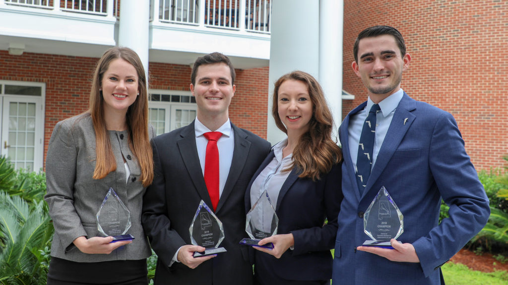 FSU Law trial team wins national competition