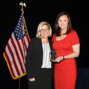 Criminal Law Section Member Julie Sercus named 'Human Trafficking Prosecutor of the Year'