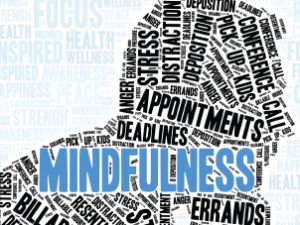 Illustration of mindfulness