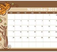 SO - calendar Nov. 2019