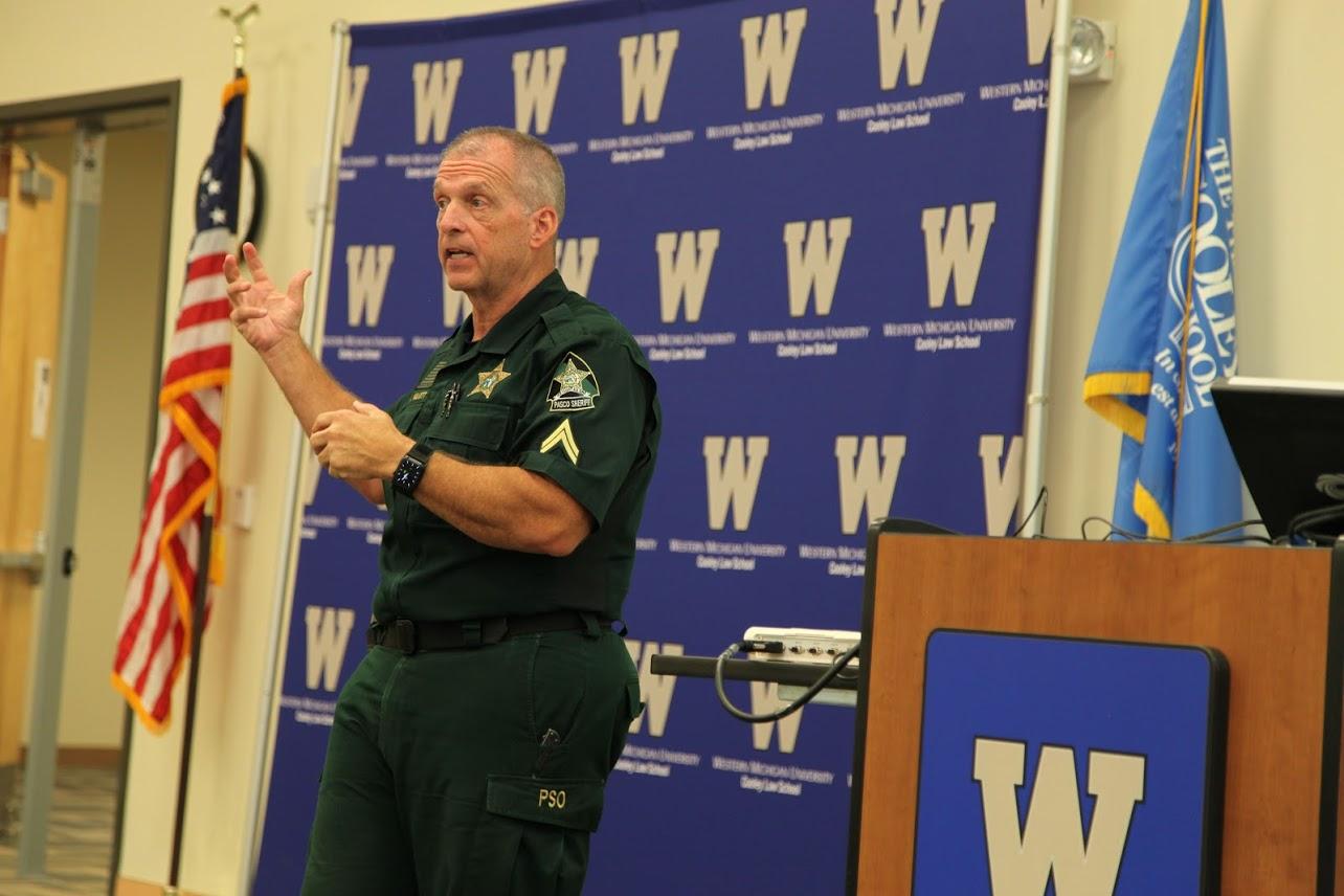 Pasco County Sheriff's Office Corporal Alan Wilkett
