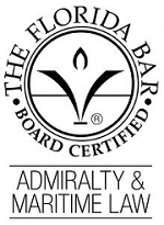 Admiralty & Maritime Law Board Certification Logo
