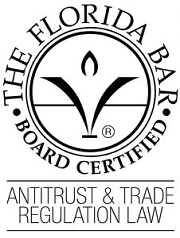 Antitrust & Trade Regulation Law Board Certification logo