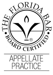 Appellate Practice Board Certification Logo