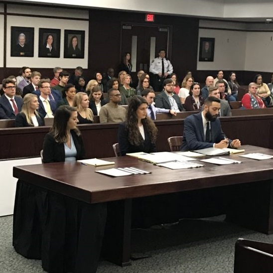 Chester H. Bedell Mock Trial Competition