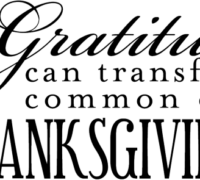 SO - thanks Nov. '19