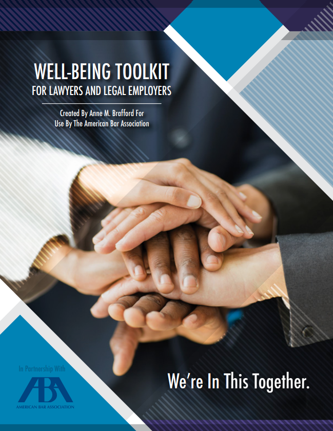 ABA Well-Being Toolkit for Lawyers and Legal Employers