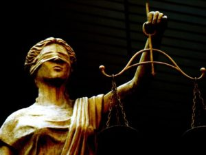 Law Scales Of Justice