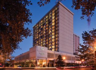 Doubletree Tallahassee exterior