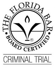 Criminal Trial Board Certification logo