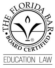 Education Law Board Certification Logo