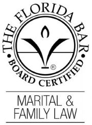 Marital and Family Law Certification logo
