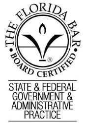 State and Federal Government & Administrative Practice Certification logo