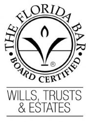Wills, Trusts and Estates Board Certification logo