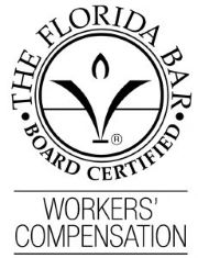 Workers' Compensation Board Certification Logo