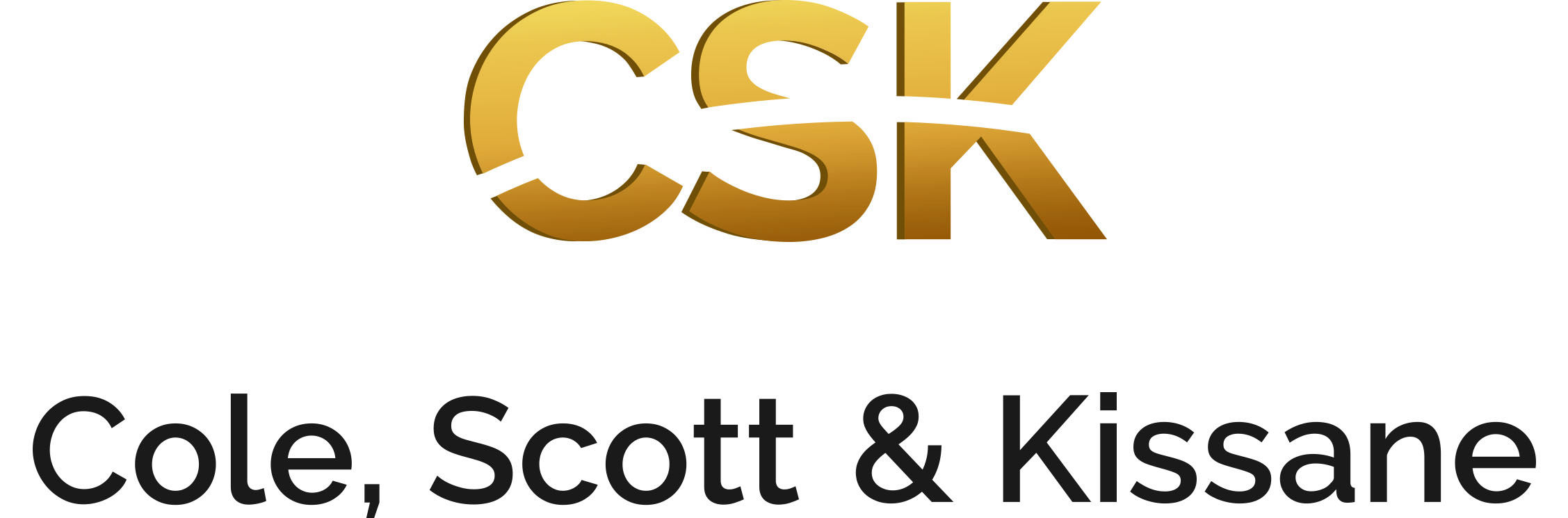 Cole, Scott & Kissane logo