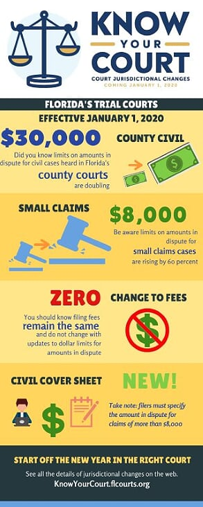 Know Your Court Infographic
