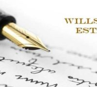 electronic wills