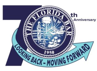 2020 Florida Bar Convention Logo