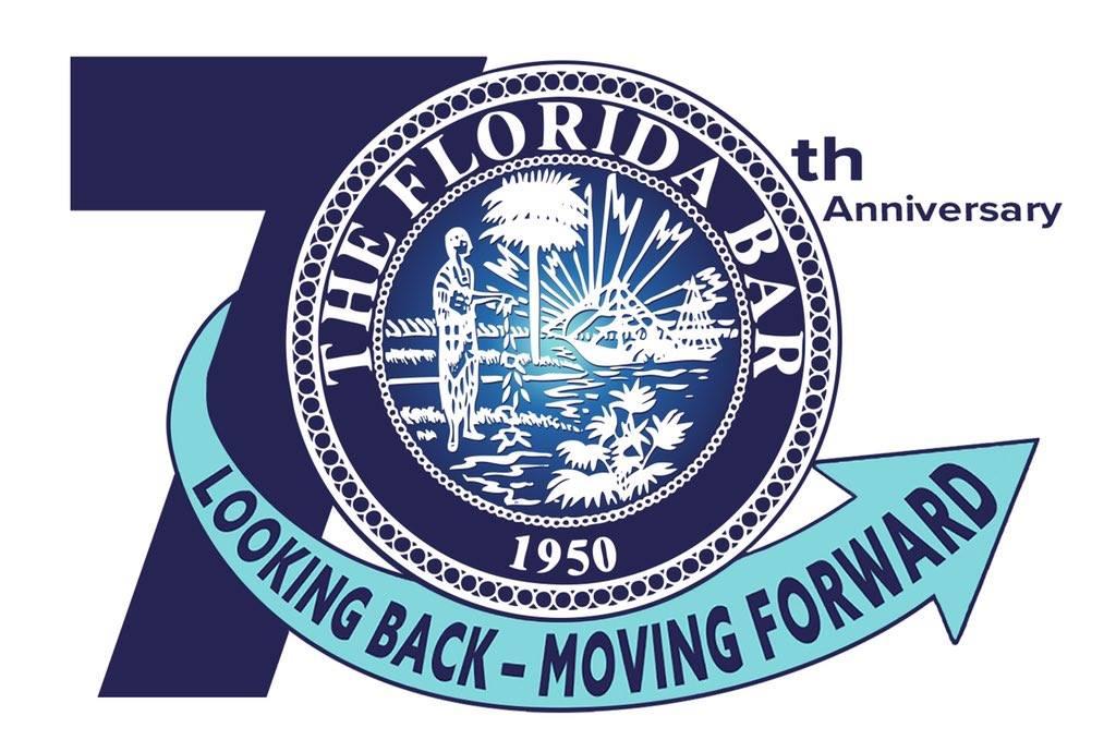 2020 Florida Bar Convention Logo