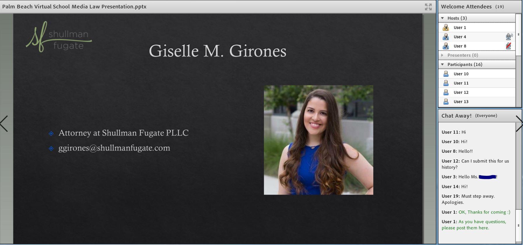 Jan. '20 - Girones' webinar