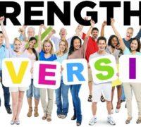 Diversity growth - Feb. '20